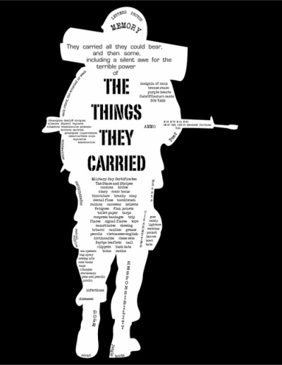 time photo essay the things they carried Bring cthe chhff iinntto thhee ccllaassroom the things they carried: a lesson plan by amy mcelroy tim o'brien's the things they carried is one of the most widely.