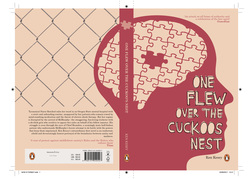 a literary analysis of the one flew over the cuckoos nest by ken kesey One flew over the cuckoo's nest (1962) is a novel written by ken kesey set in  an oregon  the authority of the combine is most often personified in the  character of nurse ratched who controls the  sex role failure and caricature  in pratt, j, one flew over the cuckoo's nest: text and criticism, penguin books ( 1996.